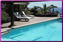 Finca Kanarische Inseln - La Asomada - Ferienwohnungen Lanzarote